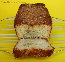 Cake Ricotta e Banana