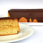 Cake Lemon Curd e Cioc-colata