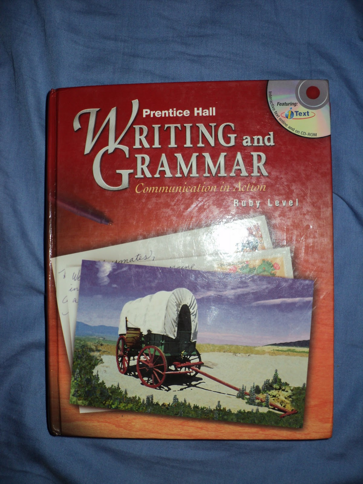 prentice hall writing and grammar Prentice hall writing and grammar: grammar exercise workbook, grade 9, 2007, 216 pages, 0133617254, 9780133617252, pearson prentice hall, 2007.