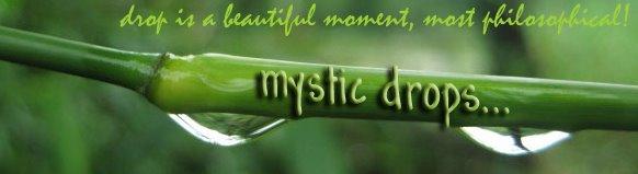 MYSTiC DROPS...