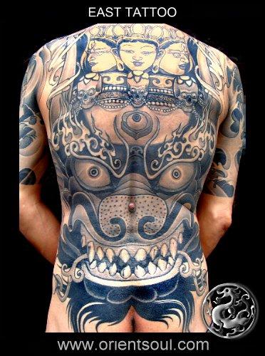 BARDO: Orient Soul - East Tattoo