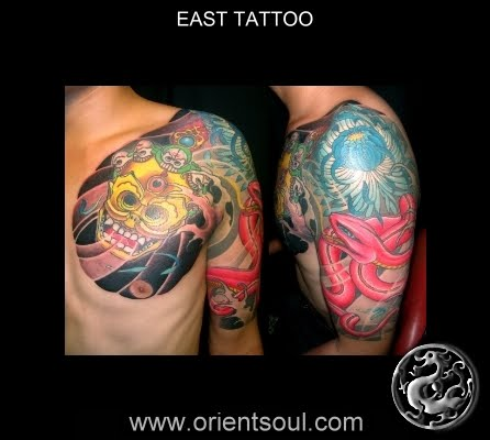 BARDO: Orient Soul - East Tattoo