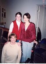 Ashley, Bambi & Mom