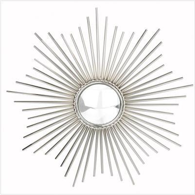 love this glenna jean nickel starburst mirror i don 39 t love the