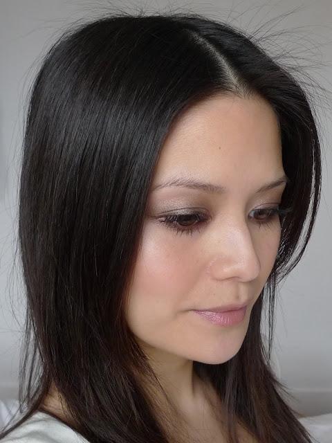 FOTD brown eyeshadow
