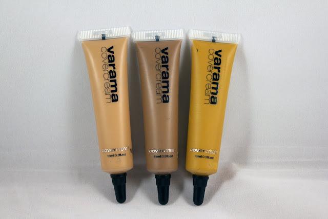 Varama Cover Cream