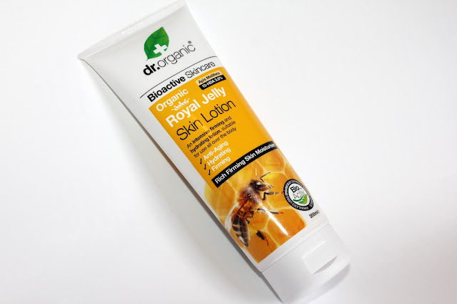 Dr. Organic Royal Jelly Skin Lotion