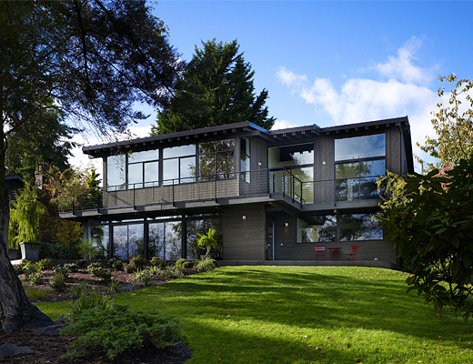 rumah apakah rumah anda ingin di hiasi dengan dinding kaca nah rumah ...