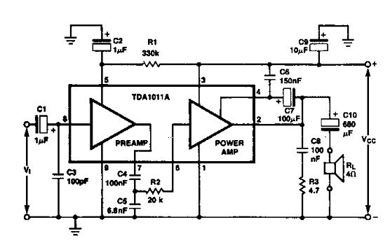 ampli led flashlight diagram skema elektronika gratis skema elektronika rangkaian  skema elektronika gratis skema elektronika rangkaian