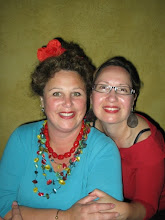Gabrielle Hikaka (left) and Trish Beamsley