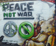 peace, not war ~