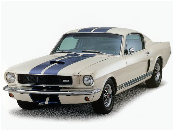 Mustang Shelby GT-350 1965