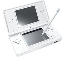 ABOUT THE NINTENDO DS LITE