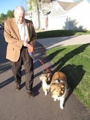 We Walk Dad