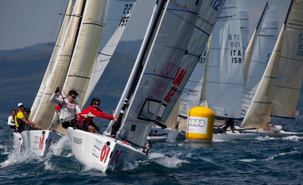 Tuscany Sailing: Audi Melges 20 Sailing Series