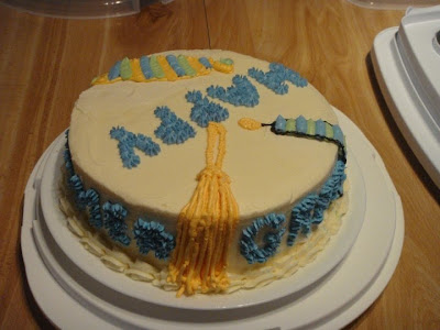 father's day, graduation, and birthday cake