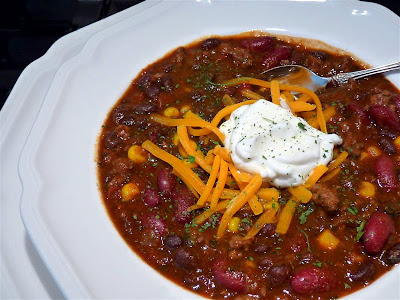Black Bean Chipotle Chili ButterYum
