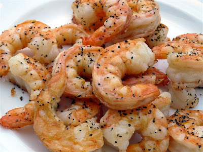 Ina's Oven Roasted Shrimp - ButterYum