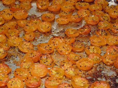 oven roasted sun-dried tomatoes