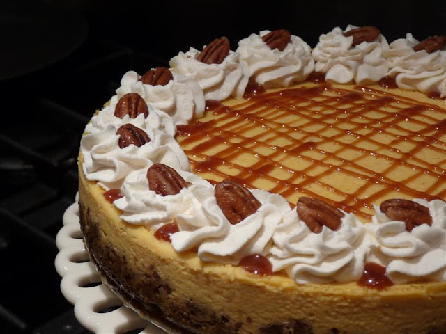 Pure Pumpkin Cheesecake ButterYum