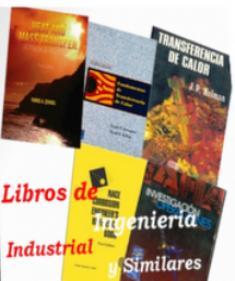 Libros de Ingeniería Industrial y Similares