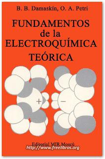 Fundamentos de la Electroquímica Teórica