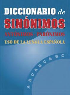 Diccionario+de+Sin%C3%B3nimos,+Ant%C3%B3nimos+y+Par%C3%B3nimos Diccionario de Sinónimos, Antónimos y Parónimos