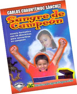 Sangre de Campeón   Carlos Cuauhtémoc Sánchez