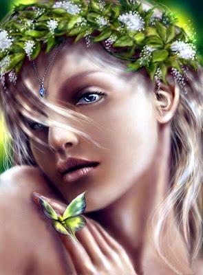 O duende, a fada e a sereia