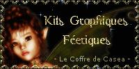LE COFFRE DE CASEA - KITS GRÁFICOS DE FADA FRANCÊS