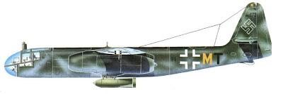 Jatos da segunda guerra Arado+234