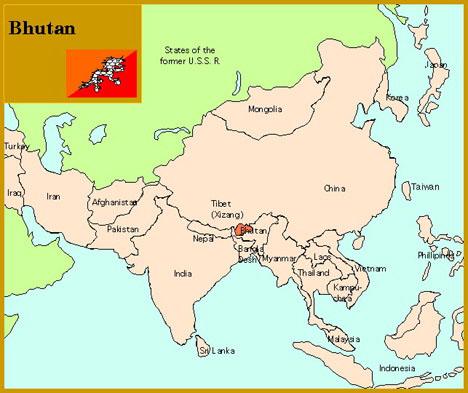 Тибет где находится какая страна карта