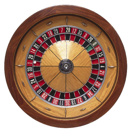 Can a roulette wheel be fixed