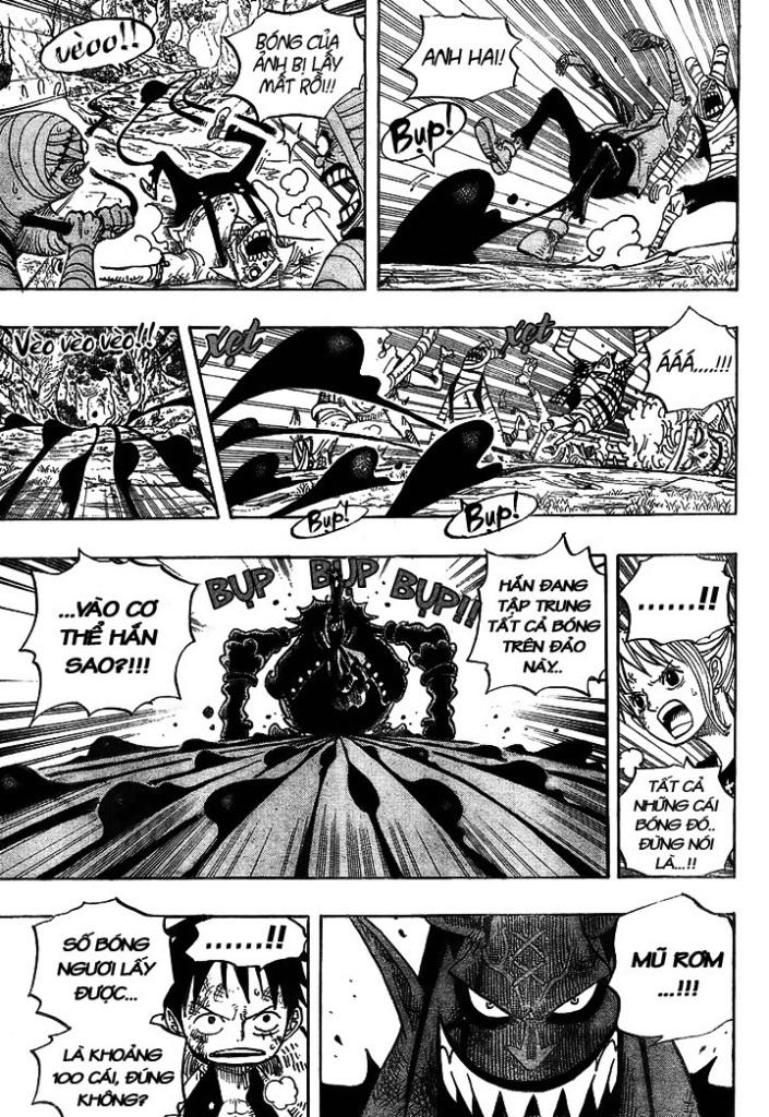 One Piece - Đảo Hải Tặc trang 12
