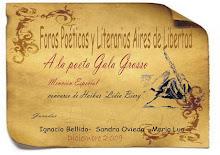 Premio AIRES DE LIBERTAD