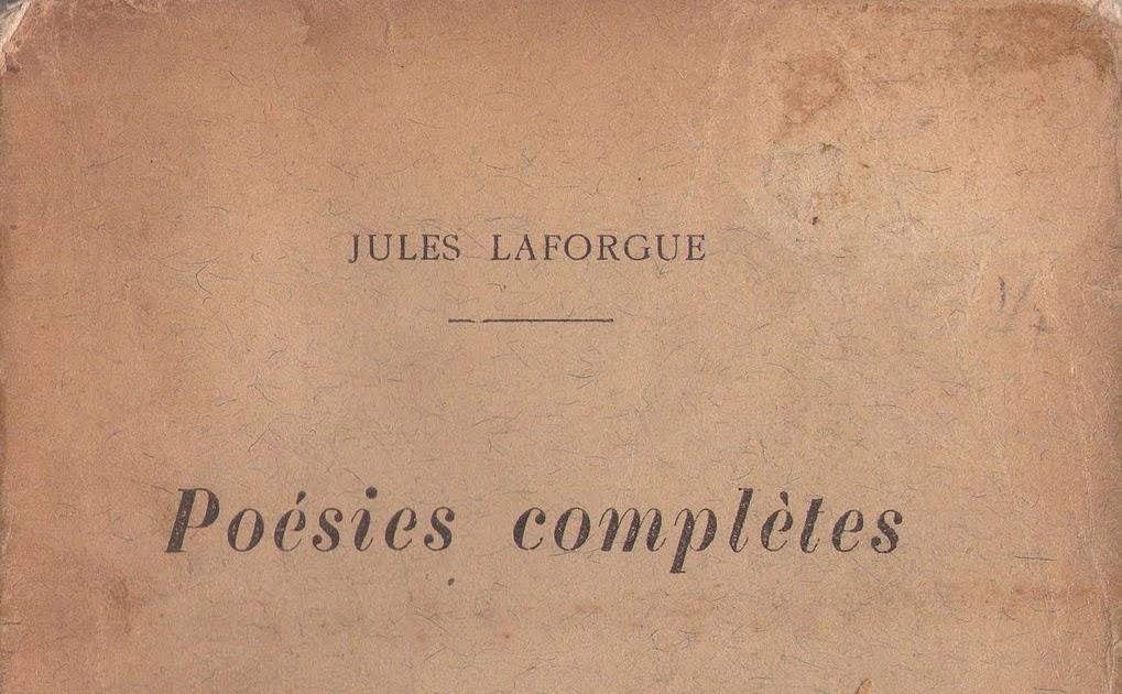 Livrenblog pr sentation des po sies compl tes de jules for Avenue jules dujardin 5