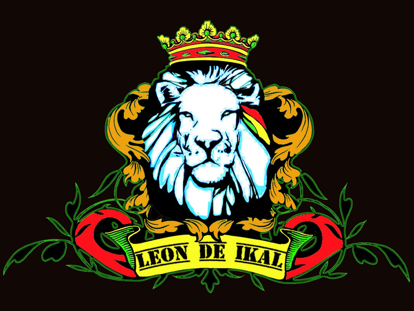 Rasta Lion Hd Wallpaper DREAD LIONS SOUND SYST...