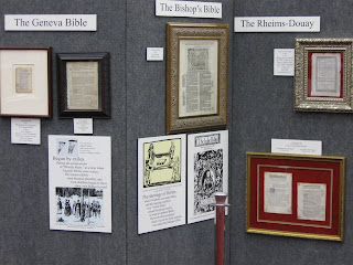 Bible display