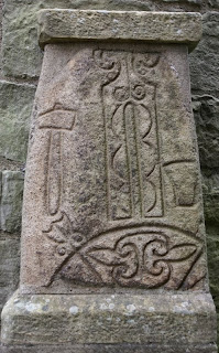 Pictish Stone image copyrighted by Medieval News