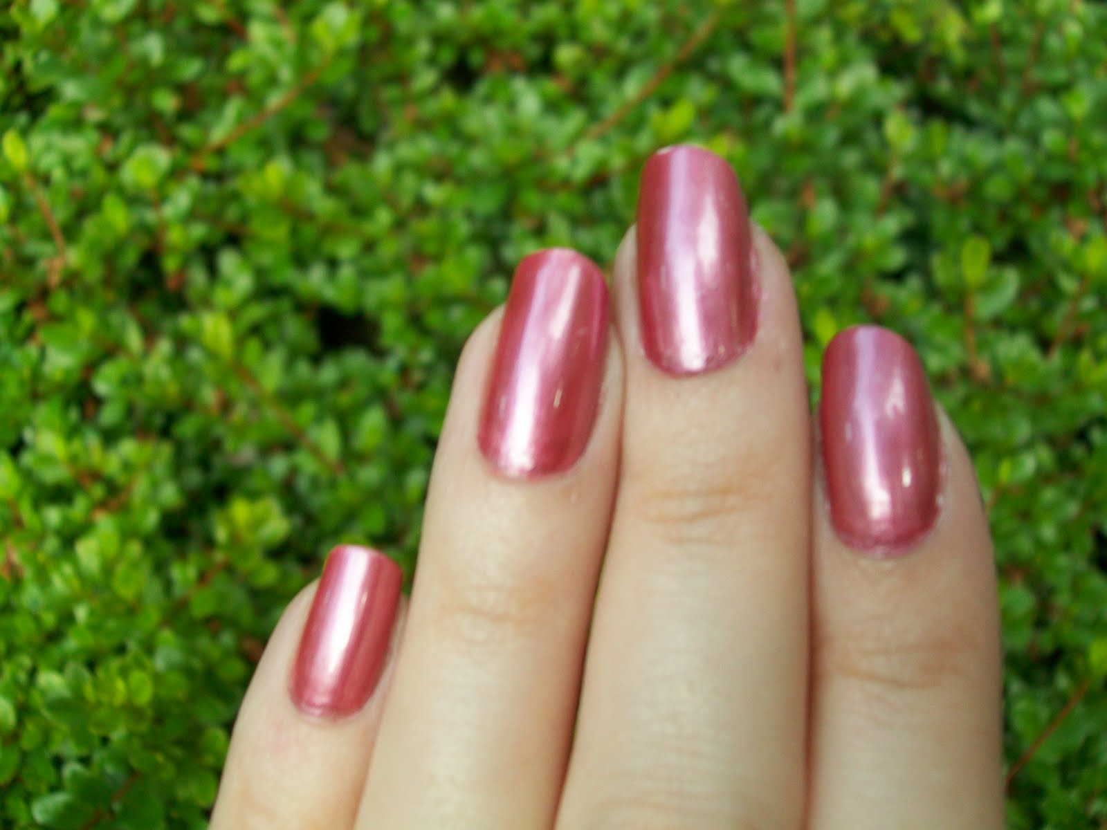 Gilded Lily: Sally Hansen No Chip 10 Day Nail Color - Eternal Expresso