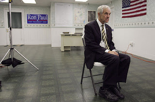 There is NOTHING magical about Ron Paul. NOT OKAY.