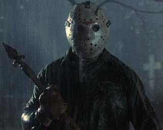 Friday the 13th's Jason is a good representation of hockey at its best.