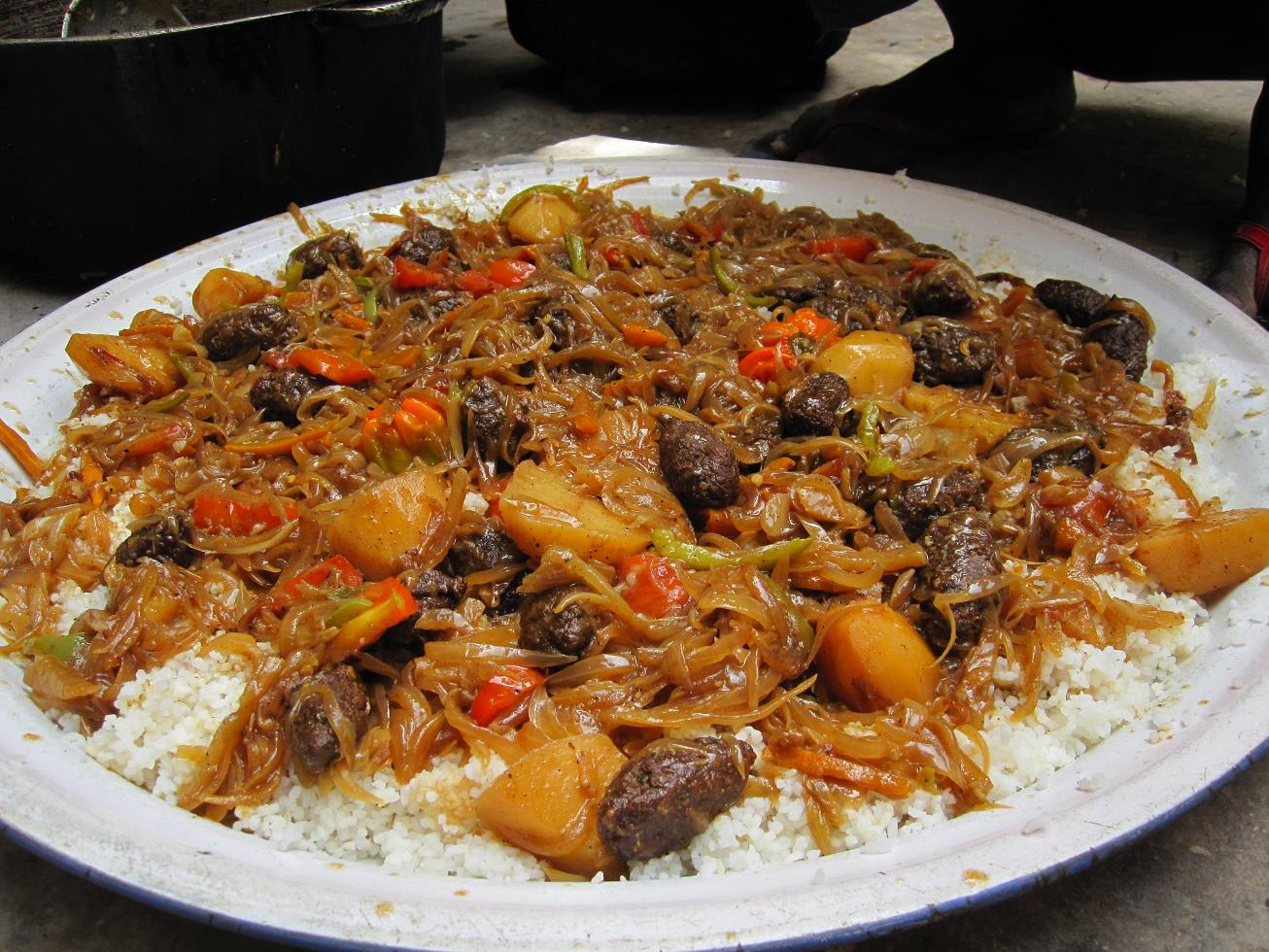 Image gallery senegalese food for Cuisine senegalaise