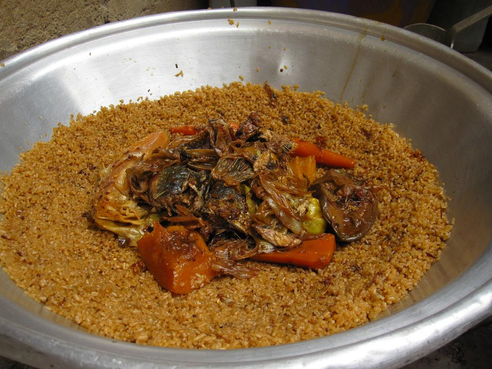 Jt 39 s adventures introduction to some foods of senegal for Cuisine senegalaise