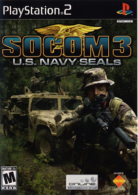 Download SOCOM 3: U.S. Navy Seals | NTSC | PS2