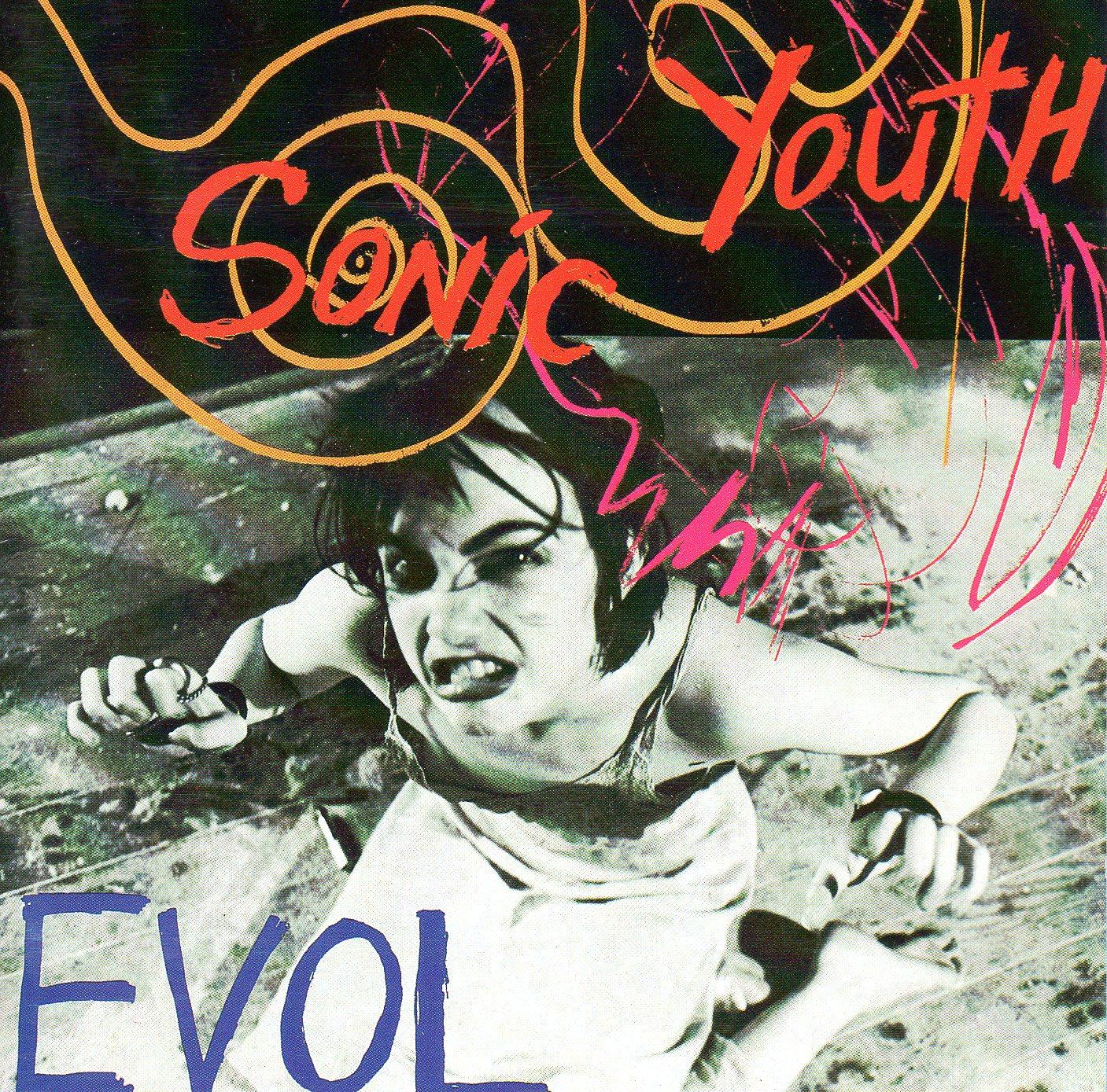 Vinilos Importados Sonic Youth Evol Lp