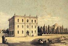 Cimitero inglese a Livorno