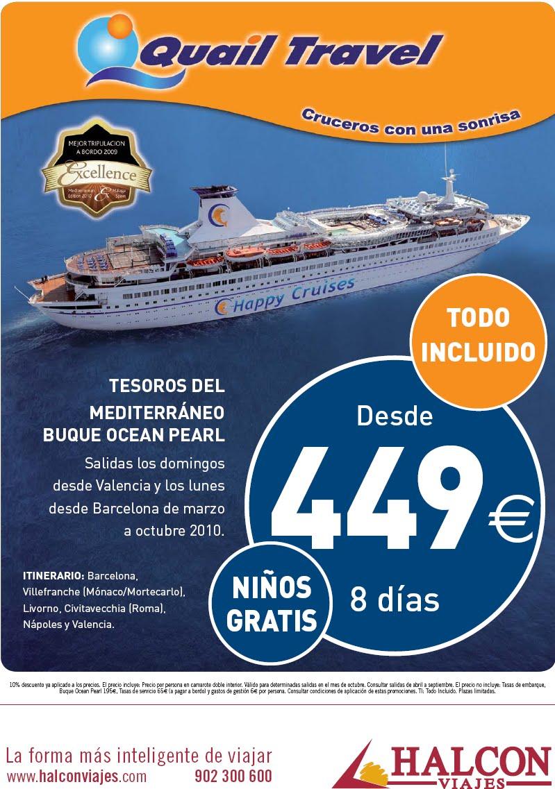 Halcon viajes lorca c cubo14 ofertas de cruceros - Oficinas viajes halcon ...