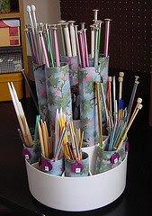 utensilfull Knitting Needle Storage