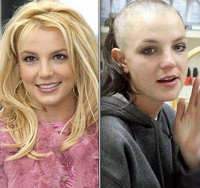 El Antes y Despues de la Estrellas - Britney Spears